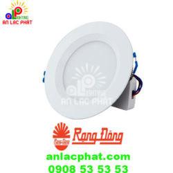 Đèn LED Âm Trần D AT04L DP 90/9W Rạng Đông thiết kế tinh tế