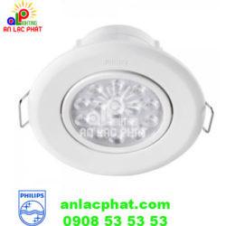 Đèn LED Chiếu Điểm 47030 27K 3W SPOT WHITE Recessed Philips