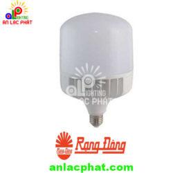 Bóng led bulb trụ Rạng Đông TR140N1 60W nhôm đúc