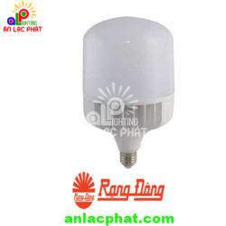 Bóng led bulb trụ Rạng Đông TR140N1 80W nhôm đúc