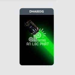Bóng Led tuýp màu T8 12w Duhal DHA803G ánh sáng xanh lá