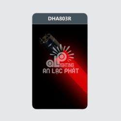 Bóng tuýp Led màu T8 12w Duhal DHA803R ánh sáng đỏ