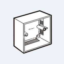 Đế nổi nhựa tự chống cháy loại vuông dùng cho kiểu S98