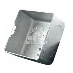 Đế sắt cho ổ âm sàn 100 x 100 x 55mm Schneider