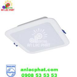 Đèn Downlight DN027B L150 7W SQ Philips Vuông