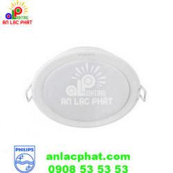 Đèn led âm trần Philips Marcasite 59523 150 14w dạng tròn