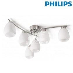 Đèn chùm giá rẻ Philips 45615/17 Vase 6 bóng tinh tế