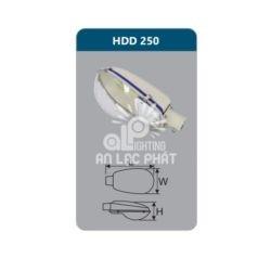 Đèn đường Led Duhal HDD250 250W