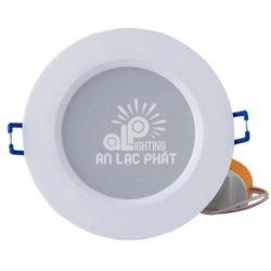 Đèn Led âm trần 5w Rạng Đông DAT06L 90/5w (SS)