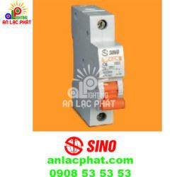 Aptomat MCB – 1P Sino SC68N 6kA 240V giá chiết khấu cao