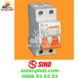 Aptomat MCB – 2P Sino SC68N 10kA/240V 6kA/415V chính hãng