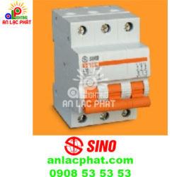 Aptomat MCB – 3P Sino SC68N 6kA/415V chất lượng cao