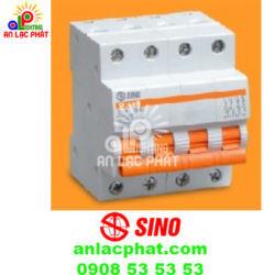 Aptomat MCB – 4P Sino SC68N 6kA/415V giá chiết khấu cao