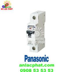 11 sản phẩm Aptomat Panasonic MCB – 1P BBD1 6-10kA chính hãng