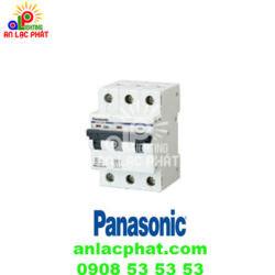 11 sản phẩm Aptomat Panasonic MCB 3P C Curve BBD3 6-10kA chính hãng chất lượng cao