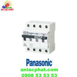 11 sản phẩm Aptomat Panasonic MCB 4P C Curve BBD4 6-10kA giá ưu đãi chiết khấu cao