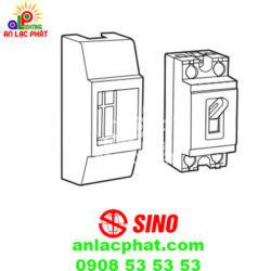 Aptomat Sino cầu dao an toàn BS121 bền chính hãng