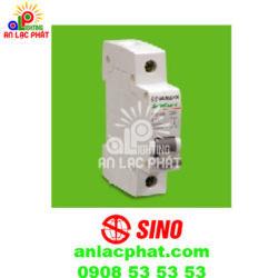 Aptomat Sino MCB – 1P PS45N 4.5kA Type C giá chiết khấu cao