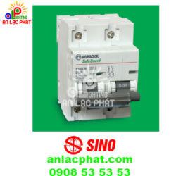 Aptomat Sino MCB – 2P PS100H 10kA chính hãng giá rẻ