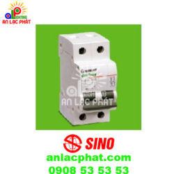 Aptomat Sino MCB – 2P PS45N 4.5kA Type C chính hãng