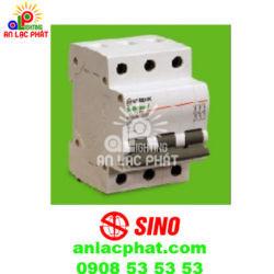 Aptomat Sino MCB – 3P PS45N 4.5kA Type C giá rẻ chính hãng