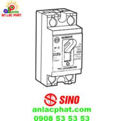 Aptomat Sino RCBO/TRL32 Series/30mA tổ hợp cầu dao an toàn và cắt dòng rò