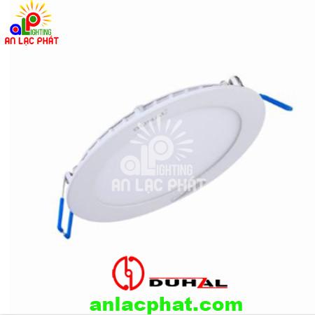 Đèn Led âm trần Duhal 9W Panel SDGT509 tiết kiệm điện