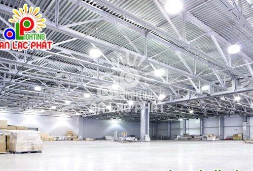 Đèn Led nhà xưởng 50w Rạng Đông HighBay DHB02L 350 (SS)