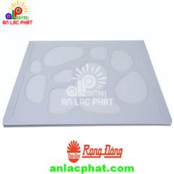 Đèn Led Panel âm trần Rạng Đông D P04 TTR03 600×600 40W hoa văn