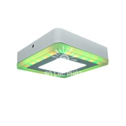 Đèn Led Panel đổi màu DMB512 12W Duhal hoàn toàn không gây chói
