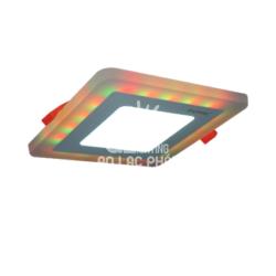 Đèn Led âm trần đổi màu DMV512 12W Duhal Chip Led chất lượng cao