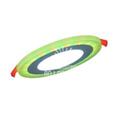 Đèn Led âm trần đổi màu Duhal DMT506 6W thiết kể mỏng và sang trọng