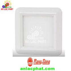 Đèn Led Panel màu Rạng Đông 120×120 8W dạng vuông