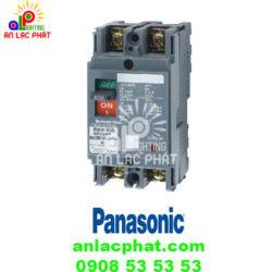 5 sản phẩm MCCB 2 Pha Panasonic BBW 200/415V chính hãng