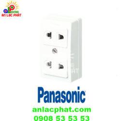 Ổ cắm đôi loại nổi WKG1092250 Panasonic tinh tế và an toàn