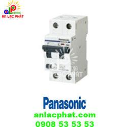 8 sản phẩm RCBO 2P Panasonic BBDE 30mA giá ưu đãi chiết khấu cao
