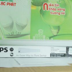 Bộ Máng Đèn Led BN068C Batten 3.6W T5 Philips hiệu suất vượt trội