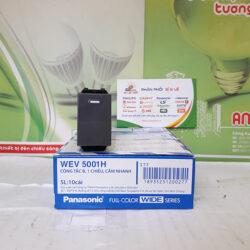 Công tắc 1 chiều WEV5001-7H Panasonic bắt vít an toàn và tiện lợi