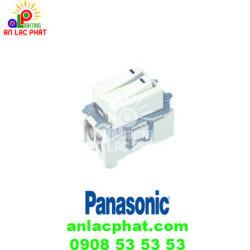 Công tắc 1 chiều WNG5021W-7 Panasonic loại đôi an toàn