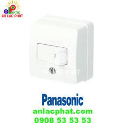 Công tắc 1 chiều WSG3001 Panasonic công tắc nhậy và bền bỉ