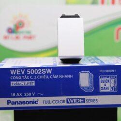 Công tắc 2 chiều WEV5002-7H Panasonic bắt vít lắp đặt nhanh chóng