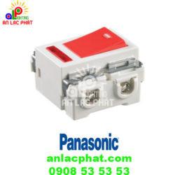 Công tắc 2 tiếp điểm WBG5408699W Panasonic tuổi thọ cao lên đến 40000 lần