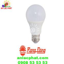Đèn Led Bulb Rạng Đông A60 ĐM/7W Đổi màu và tiết kiệm điện