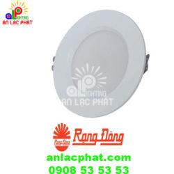 Đèn Led downlight âm trần D AT11L 110/9W Rạng Đông an toàn và tiện lợi