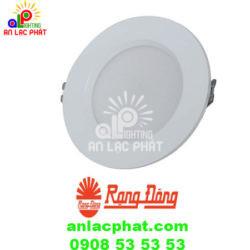 Đèn Led downlight âm trần D AT11L 90/7W Rạng Đông an toàn và tinh tế