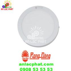 Đèn ốp trần cảm biến Rada D LN09L 230/18W RAD Rạng Đông tinh tế