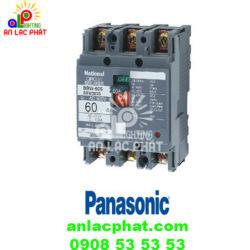 3 sản phẩm Panasonic MCCB 3 Pha BBW 2.5-10kA chất lượng cao