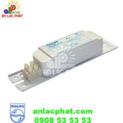 Tăng phô bóng huỳnh quang T5 và T8 điện từ Philips BTA 18W/36W