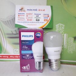 Đèn Led bulb MyCare Philips 4W E27 thông minh