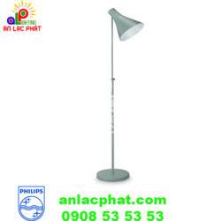 Đèn cây Philips 42261 Drin màu xanh/xám/đen mang đến vẻ sang trọng